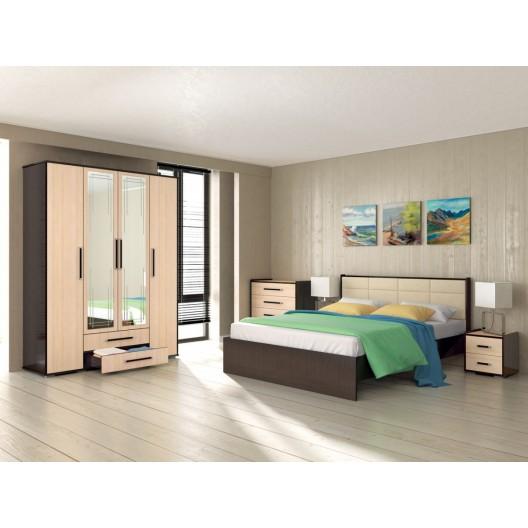 Модульная спальня Эмилия №1