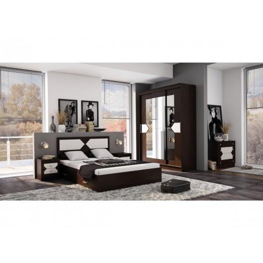 Модульная спальня Николь №1